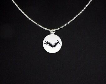 Centipede Necklace - Centipede Jewelry - Centipede Gift