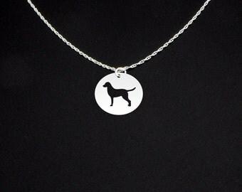 Chesapeake Bay Retriever Necklace - Chesapeake Bay Retriever Jewelry - Chesapeake Bay Retriever Gift