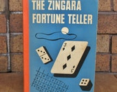 Zingara Fortune Teller - Predicting Future Events by A Gipsy Queen - 1901c SC Edition