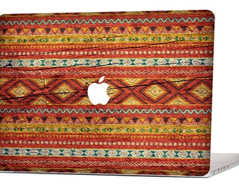 "Aztec Tribal Macbook Decal Air 11"" 13"" Macbook Skin Cover Macbook Pro Decal Retina 12"" 13"" 15"" Decal Cover Macbook Stickers Laptop Decal"