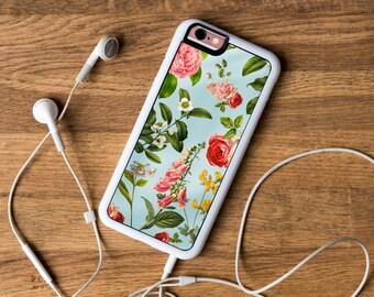iPhone 6 Case, iPhone 6 Case Vintage, iPhone 6 Case Hipster, iPhone 6 Case Floral, iPhone 6S Case, Tough iPhone 6 Case, Floral iPhone 6 Case