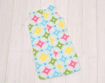Baby Sleeper Gown - Baby Girl Sleep Sacks - Sleeping Bag Sack - Newborn Sleep Sack - Kaleidoscope - 943