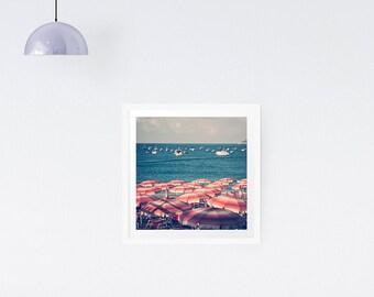 Italy Beach photography print - Italy print
