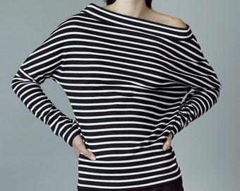 "top ""amber"", striped"