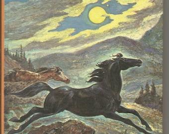 Vintage 1971 FURY Stallion of Broken Wheel Ranch Book