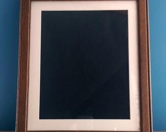 Edwardian Oak Frame