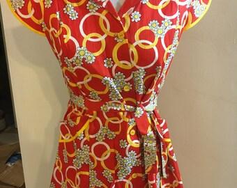 1970s Soviet dress NEW!