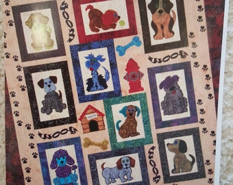 Mixed Mutts by Lunch Box Quilts