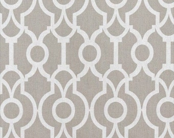 1/2 yard French Grey Backdrop Lyon Gray White - Home Decor  - Premier Prints  - fabric by the yard