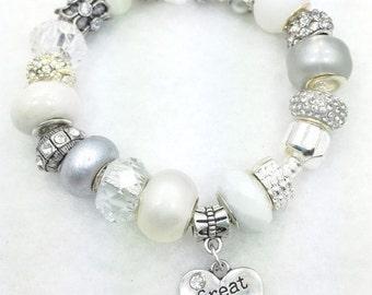 Great Aunt European Bracelet