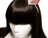 Sweet Satin Frosting and Vanilla Cake Slice Headband or Hair Clip - Available in Variety of Flavor Options