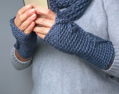 Fingerless Gloves / Croch...