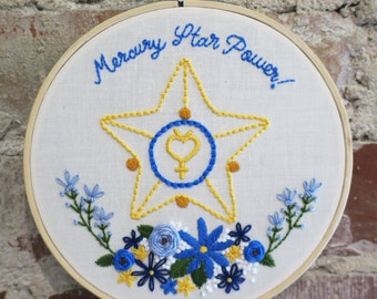 """Mercury Star Power 6"""" Hoop"""