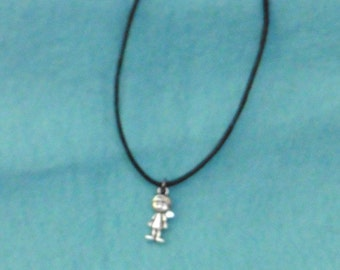 Boy Necklace / men's jewelry / women's jewelry / teen Jewelry / boys / kids / jewelry / Family Necklaces