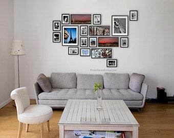 Paris Photography/Black and white photography/gallery wall large wall art/Set of prints/Paris bedroom decor, Paris poster Paris decor
