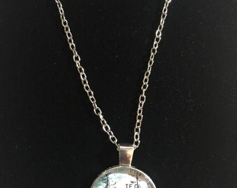 If Cat's Could Talk They Would Lie To You Pendant with Necklace