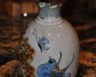 Vintage TONALA  signed vase
