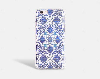 Moroccan iPhone 7 Case Clear iPhone SE Case Clear iPhone 7 Plus Case iPhone 6 Case Moroccan iPhone 6 Plus Case Samsung Galaxy S7 Case