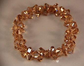 Crystal Rock Candy Bracelet