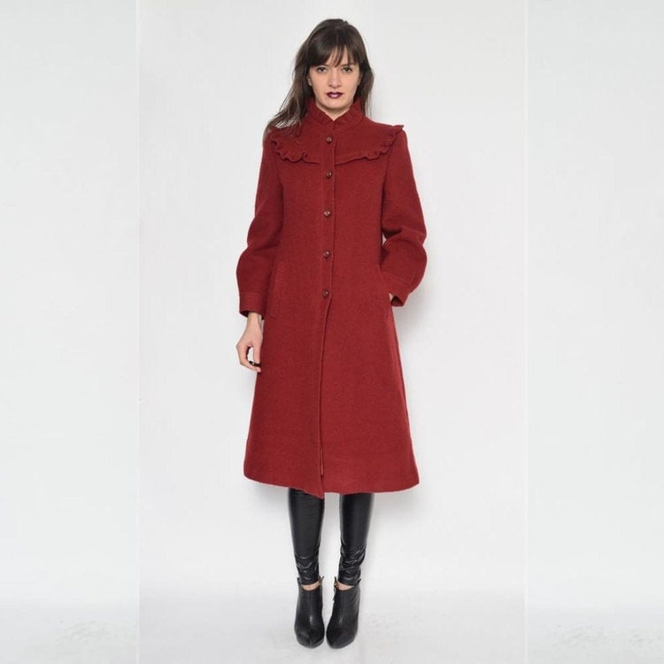 Buy winter coats online | Dress me in Vintage