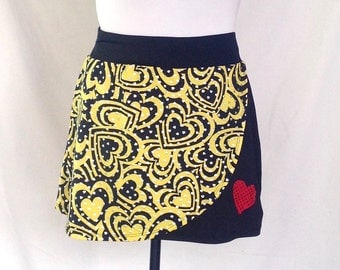 NEW! QUEEN inspired running wrap skirt