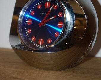 Atomic Alarm Clock - West Germany - Blessing - Space Age - 60s - 70s - Retro -