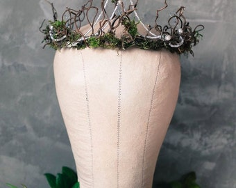 Fairy crown, woodland,  fairy wedding, fairytales