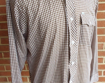 Vintage Long Sleeve Button Down Shirt by Bread