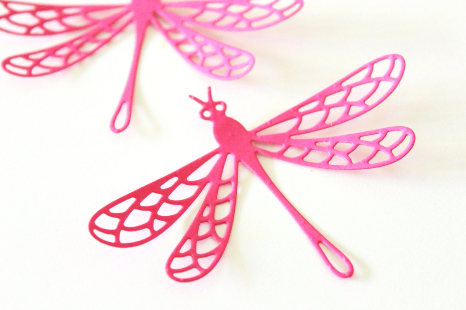 Dragonfly Home Decor Pink Nursery Wall Art Dragonfly Wall