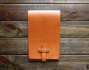 Leather Folder - Leather Portfolio - Art Portfolio - Journal - Leather Folio - Music Folder - Monogrammed Folder - Custom Portfolio - JPDco