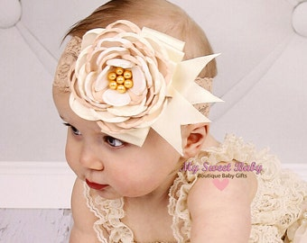 Baby headband Newborn Headband Newborn headbands Girl headband Girl headbands Flower headband Baby girl clothes Baby gift Baby photo prop