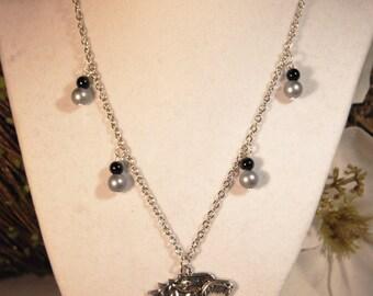 House Stark Necklace