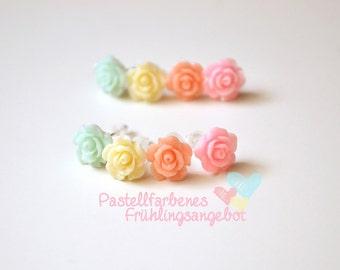 4 Pack - pastel spring offer