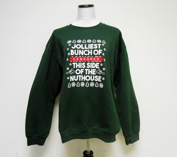 Christmas Vacation Quotes Jolliest Bunch Of: Jolliest Bunch Of Asholes This Side Of The Nuthouse