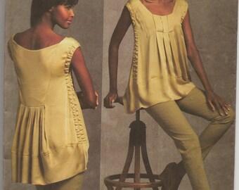 Vogue Designer Pattern-Donna Karan Tunic and Pants