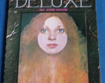 VINTAGE DELUXE MAGAZINE No. 1, Autumn 1977