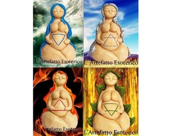 Goddesses of Four Elements