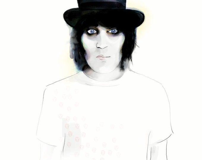 Noel Fielding - The Mighty Boosh - Luxury Comedy - Nevermind The Buzzcocks…..