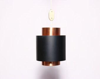 Vintage Jo Hammerborg Saturn Series Tunika Lamp for Fog and Morup