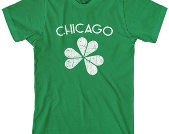 Chicago Shamrock Men's T-shirt