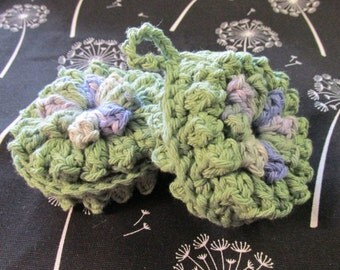 Natural Fields Scrubbies Set of 2