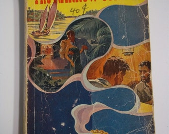 The Narrow Corner by W. Somerset Maugham Avon Books #41 1944 Vintage Paperback