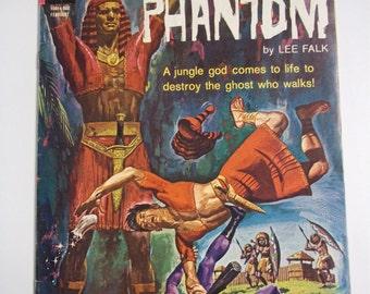 Gold Key Comics Lee Falk's The Phantom # 10 February 1965 Vintage Comic Book VF-