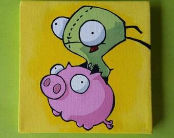 Gir and Piggy
