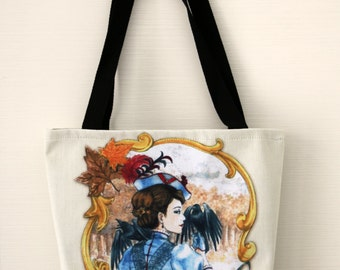 Tote Bag /Victorian Maiden