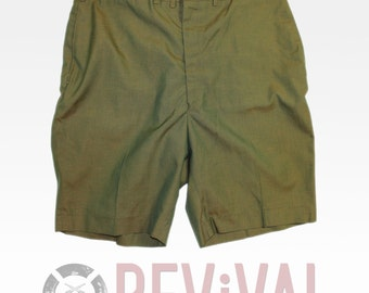 Vintage Penneys Towncraft Shorts ~ L