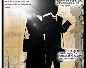 """Note Card """"Out of Darkness"""" -Scriptural"""
