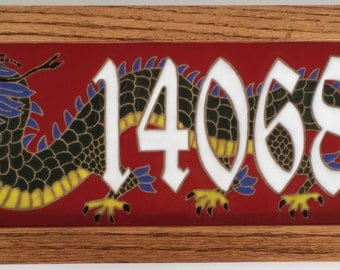 Dragon address tile
