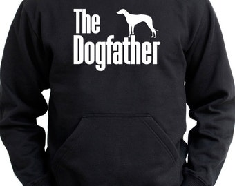 The dogfather Magyar Agár Hoodie