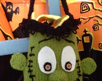 Halloween, Frankenstein Trick or Treat Goodie bag